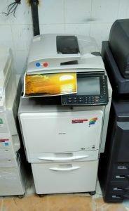 ماكينة تصوير ricoh mp c300