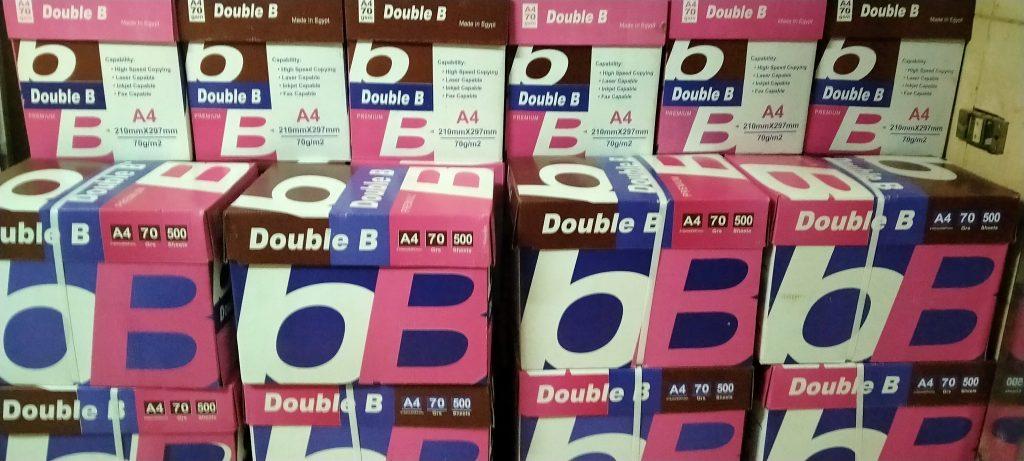 ورق الطباعة a4 بجودة عالية و بأرخص سعر في مصر